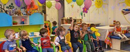 Как маленькие детки привыкают к детскому саду?