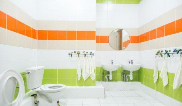 Ванная комната для деток