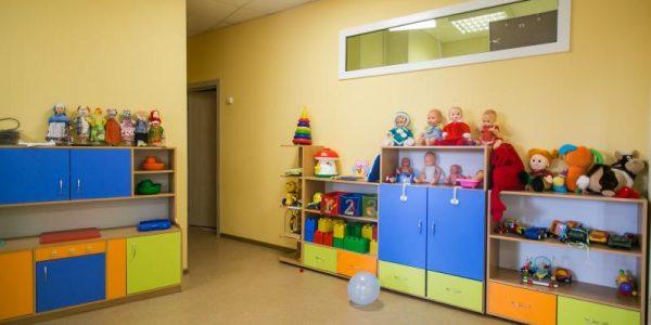 Игровая комната для деток