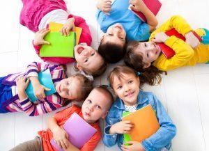 группа кратковременного пребывания в детском саду Алфавит